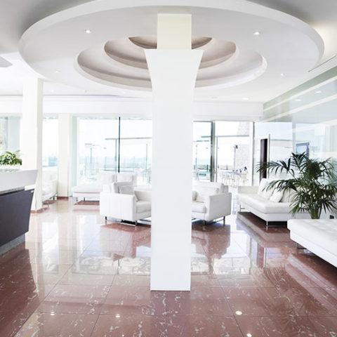 Hall Hotel Belvedere