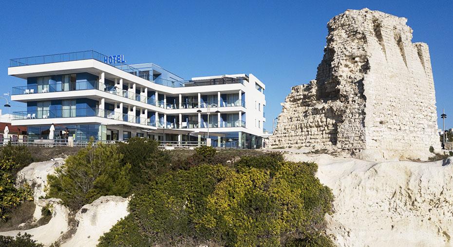 belvedere hotel a torre dell orso